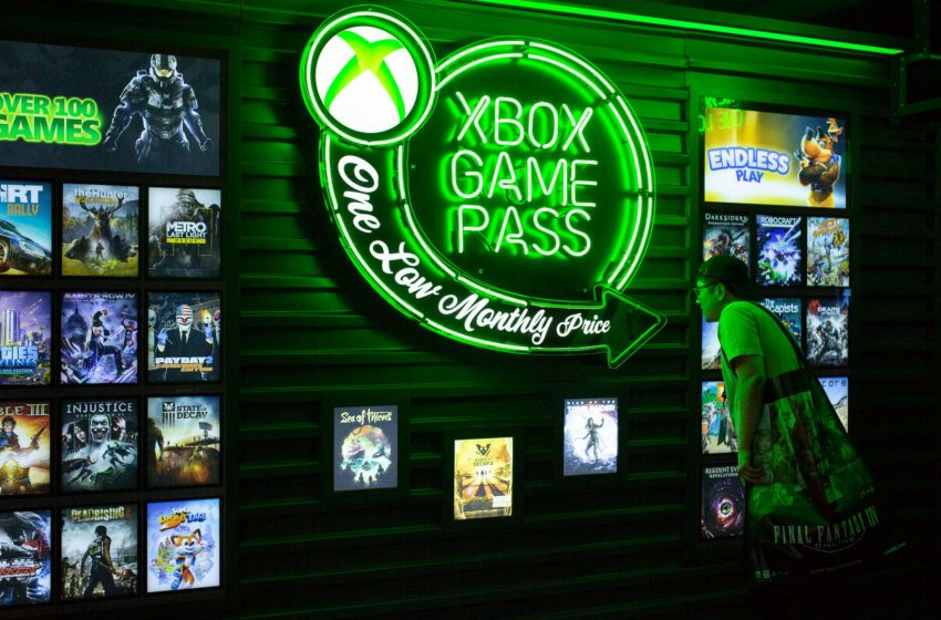 "Xbox Game Pass ""strong announcements"" coming shortly"