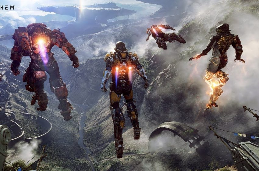 Anthem Was Actually In Development For 18 Months