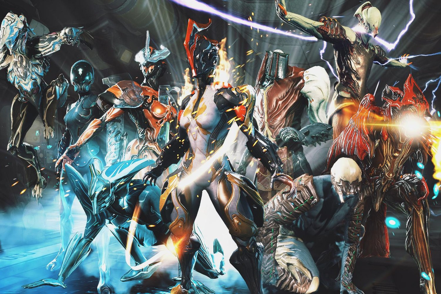 Best Warframe Builds And Loadouts For New Players 2020 Gamepur