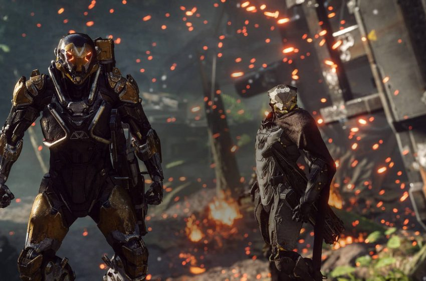 Find & Unlock All Four Tombs of the Legionaries in Anthem