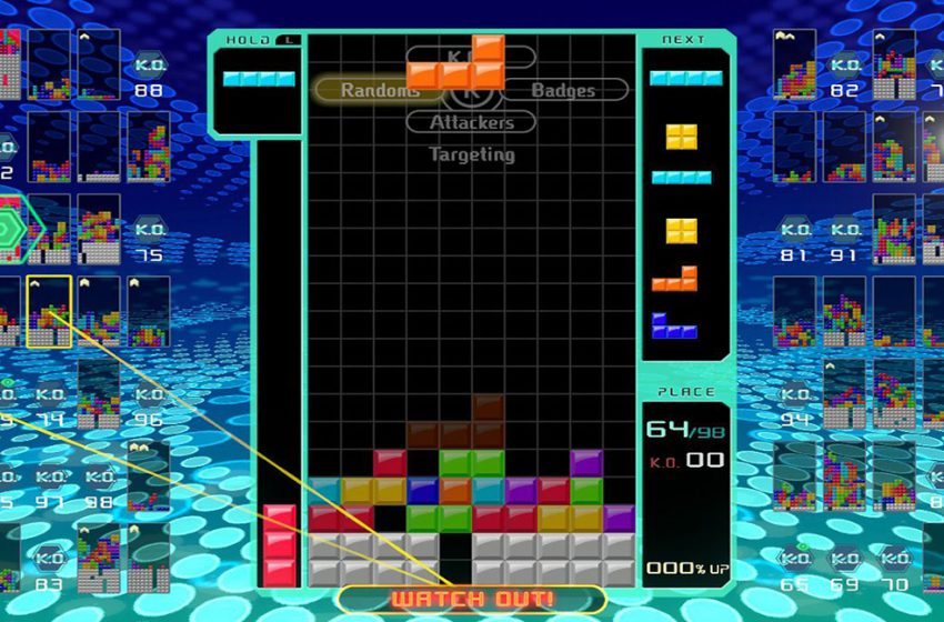 Tetris 99 Revealed For The Nintendo Switch: Details And Release Date