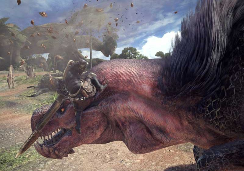 Monster Hunter World PC Gets 21:9 Support