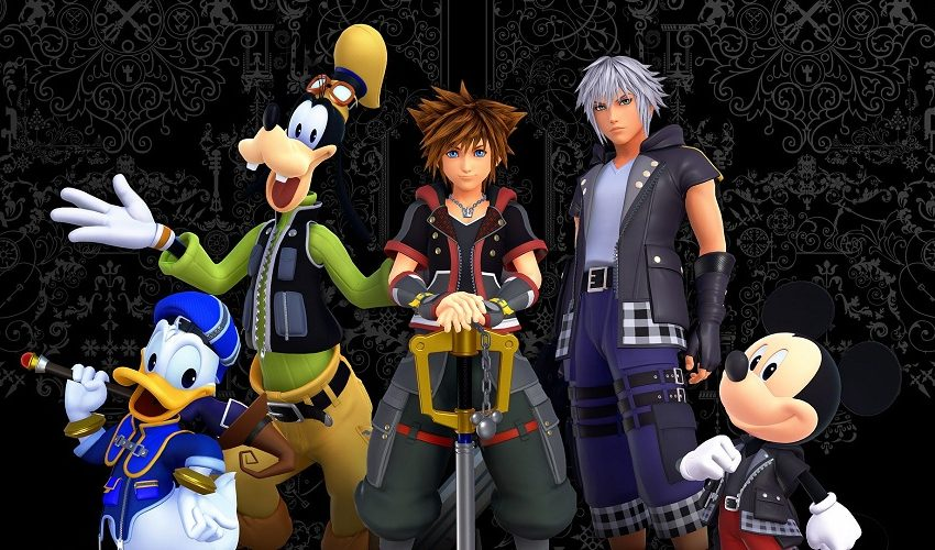 Kingdom Hearts III Leaker Caught
