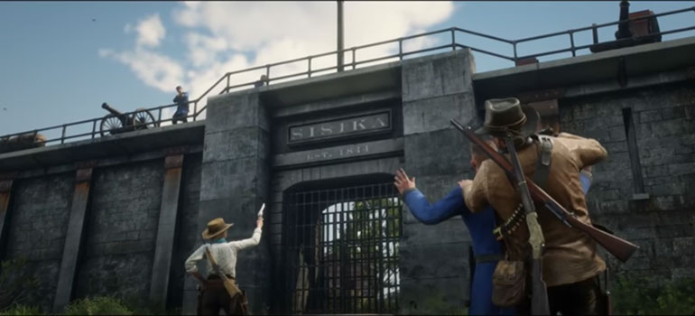Visiting Hours Walkthrough   Red Dead Redemption 2