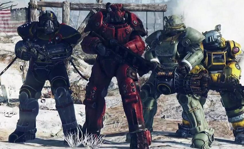 Fallout 76 Exceptional Weapons Guide