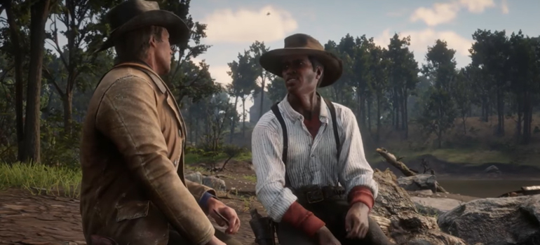 Preaching Forgiveness As He Went Walkthrough | Red Dead Redemption 2