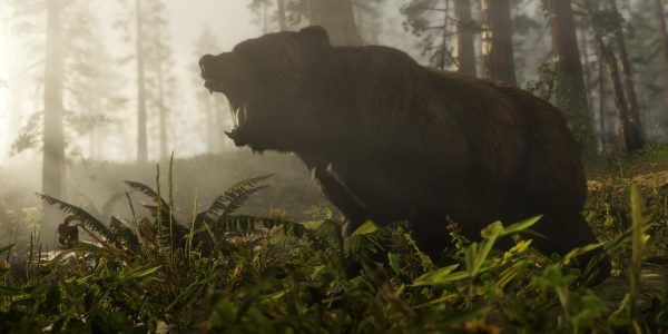 Red Dead Redemption 2 Legendary Bear Respawn Trick