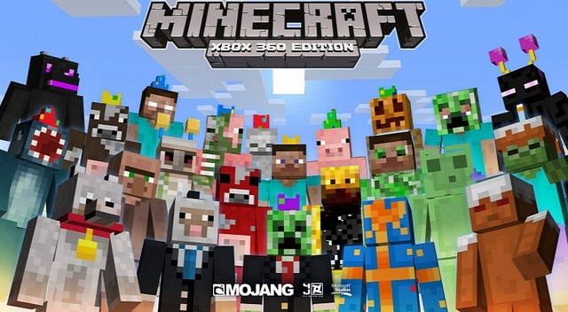 Minecraft Crosses 90 Million Monthly Active Users