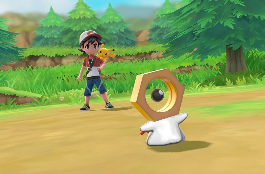 Here's everything you need to know about Meltan, Pokémon Go's new mythical Pokémon