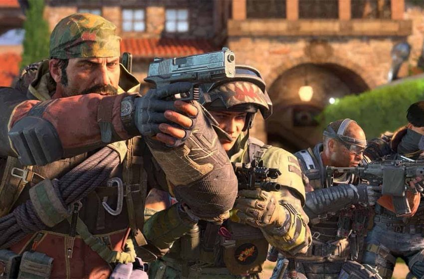 Call of Duty: Black Ops 4 - Blackout Squad
