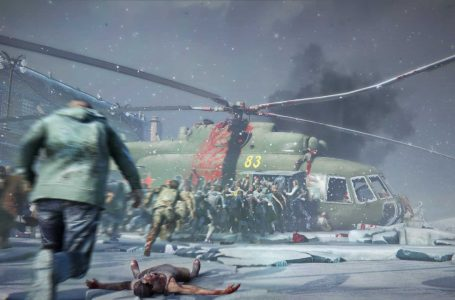 World War Z Teases Crap Loads of Zombies in New Trailer