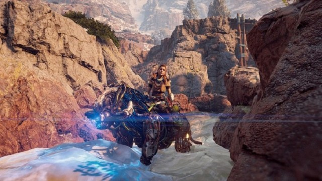 Horizon Zero Dawn Rare Loot