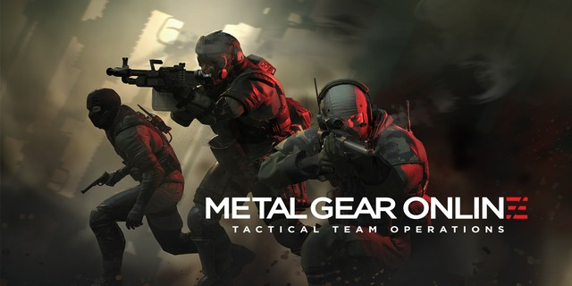 Metal Gear Online Update Is Under 1 GB, Coming Tomorrow 8am UK/10am CET/Midnight PST