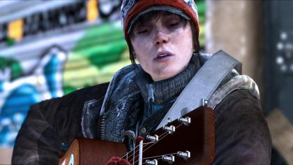 Quantic Dream's Beyond: Two Souls PS4 HDD Install Size Revealed, Weighs 33GB