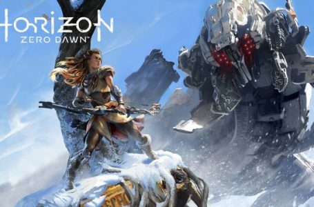 TL;DR Games – Best Open World Game of 2017 – Horizon Zero Dawn