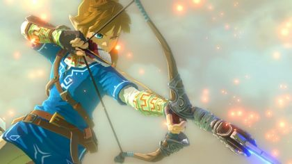 First The Legend of Zelda Wii U Gameplay Footage Showed At TGAs 2014, Looks Impressive, Shows Game's Enormous World