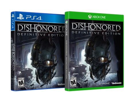 Dishonored: Definitive Edition Pre-Loading On PS4 Live Now, Size 30GB, Still No Details From Bethesda