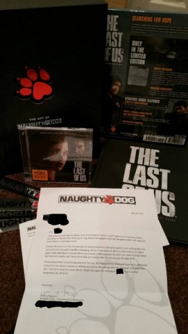 Naughty Dog Puts In Contact With A Fan Who Shared The Last Of Us With His Passed Father