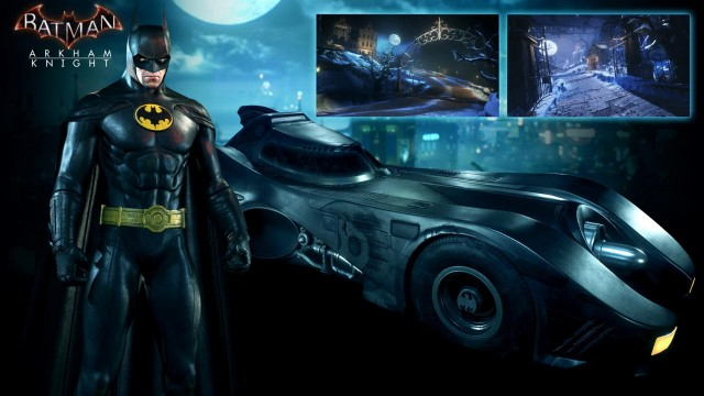 Batman: Arkham Knight August DLC For PS4 and Xbox One