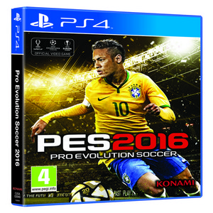 PES 2016 Release Date Announced, Out One Week Before FIFA 16 This Year