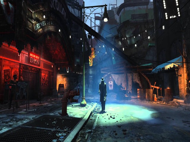 Fallout 4 Set In Boston