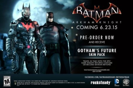 What If Batman: Arkham Knight PC Ships Only Digital, Is It Time To Consider The Future Of Retail Market?