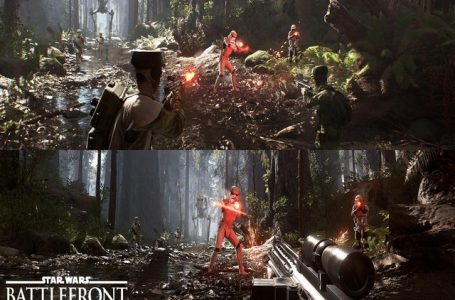 "Star Wars: Battlefront Info Blowout: ""60FPS, Playable Women Stormtroopers, No Class System, Space Combat & Battlelog"""