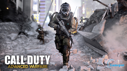 Call of Duty: Advanced Warfare Bags the number One Spot in UK Charts
