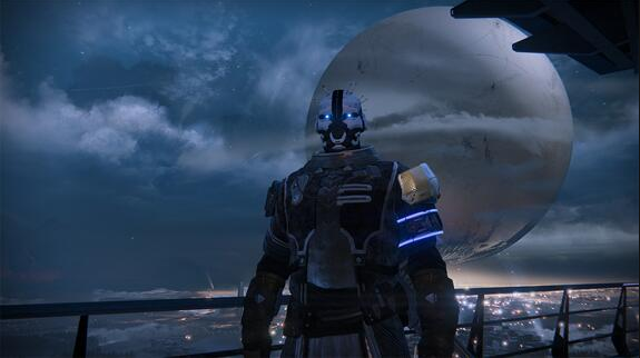 How to get Destiny Dead Ghosts locations from all Four Planets And the Tower