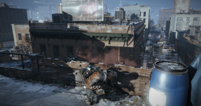 The Division Update 1.7 Adds Character Re-Customization In Terminal