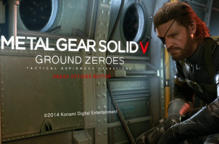 First Metal Gear Solid V: Ground Zeroes Review Score Arrived, Famitsu Awards 38/40