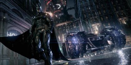 How to unlock the Dirty Tricks Trophy in Batman Arkham Knight