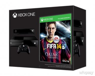 FIFA 14 Xbox One Bundle for Europe