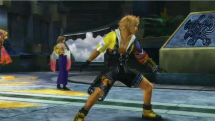Final Fantasy X HD PS3 vs PS VITA Graphics Comparison Footage, Differences Visible