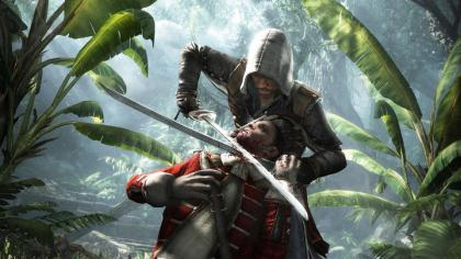 "New Assassin's Creed IV: Black Flag screens show Brutal Side of ""Edward Kenway"""