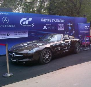Mercedes-Benz GT6 Racing Challenge