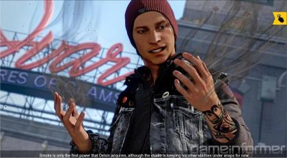 Infamous: Second Son Runs At 1080p 30 FPS Resolution confirms Sucker Punch