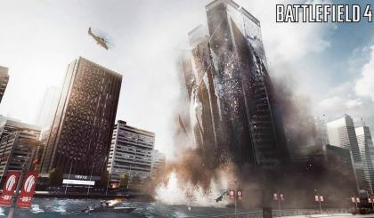 Two New Battlefield 4 Screenshots Revealed, Show Collapsing Tower