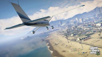 Grand Theft Auto V: Evolution of Airplanes and Blimps from GTA III to GTA V