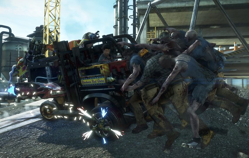 Xbox One Exclusive Dead Rising 3: First 25 Minutes Gameplay Footage Released