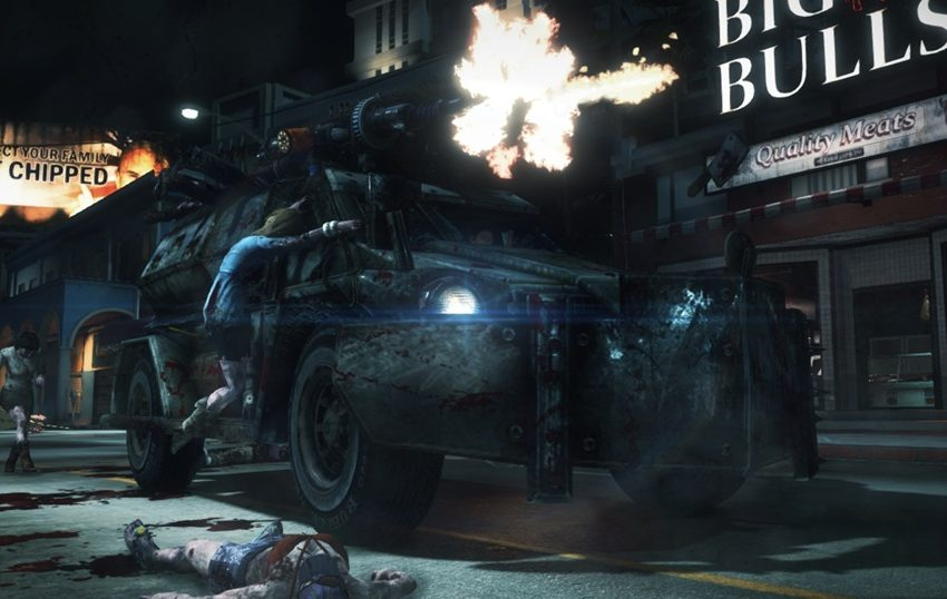 Dead Rising 3 On Xbox One Runs At 720p And 30 FPS confirms Capcom