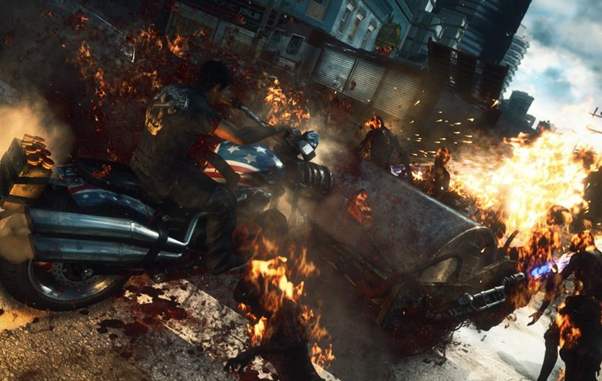 "Dead Rising 3 ""13GB Patch"" Fully Detailed By Capcom, ""Massive Improvements Made"""