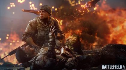 Battlefield 4 will run at 1080p on PS4 and Xbox One confirms EA