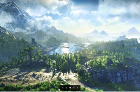The Witcher 3: Wild Hunt Guide On How To Disable Witcher Sense Blur Effect