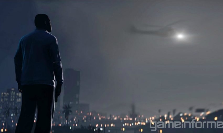 GTA Online Live Now on PS3 and Xbox 360, 60 MB Patch Released