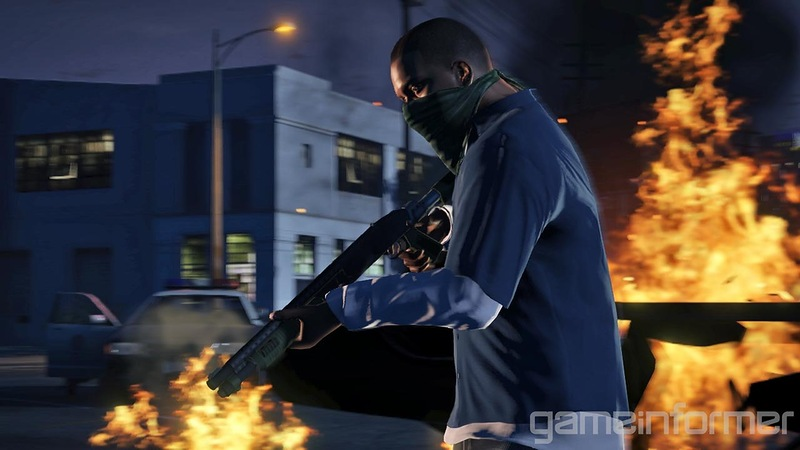 First GTA Online Gameplay Trailer Out, All Features Detailed