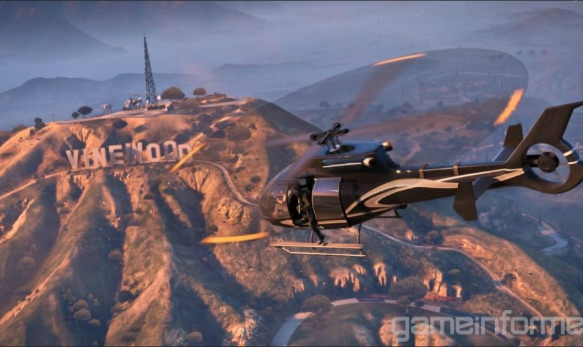 GTA V could take place in Hollywood