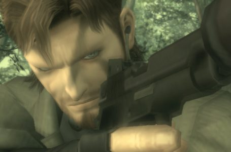MGS V: The Phantom Pain Dev Comments On A Fan's Query How To Unlock Hidden Chapter 3: Peace?