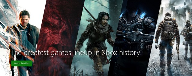 Xbox One Games Releasing In 2016 On PC