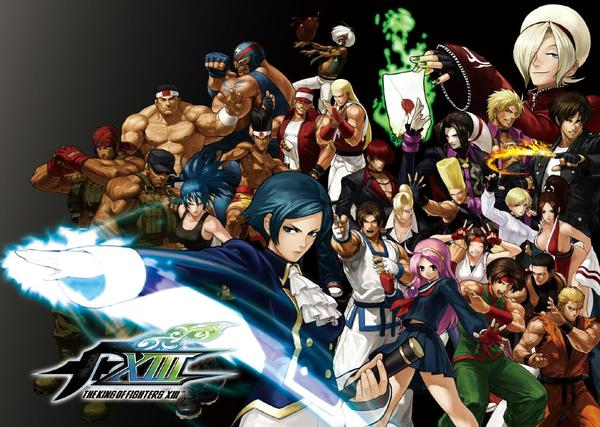 King of Fighters XIII delayed until November, new trailer released